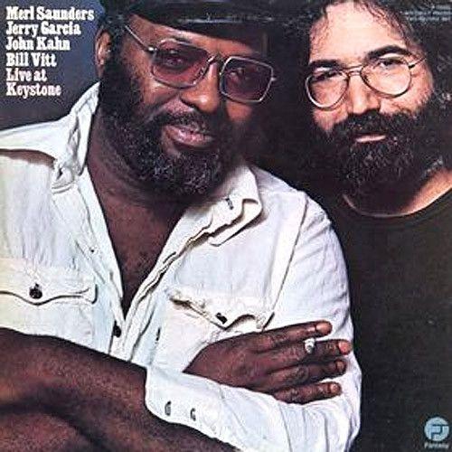 USED VINYL RECORD double 12 inch 33 rpm vinyl LP Released in 1973, Fantasy Records promo copy, brown label (F-79002) Jerry Garcia - guitar; Merl Saunders - keyboards; John Kahn - bass; Bill Vitt - dru