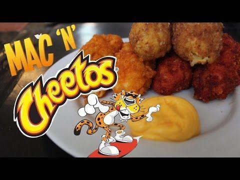 DIY MAC'N CHEETOS I CHEETOS DE MACARRONES CON QUESO I RECETAS FACILES - YouTube