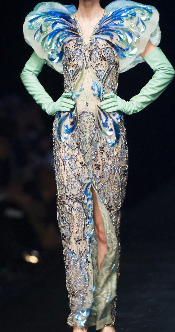 John Paul Gaultier Haute Couture Spring 2014