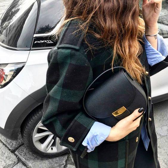 celine pocket vest crossbody bag