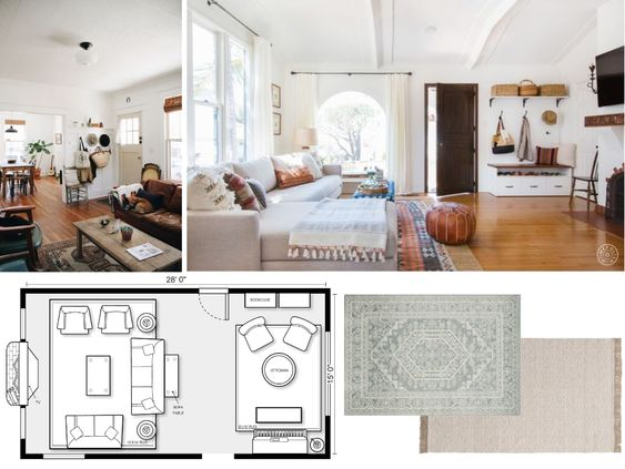 I Have A Long Narrow Living Room Approximately 28 X 15 The Front Door Is Right In The Middle Of The Room One Side Has A Fireplace In The Opposite Wall Has