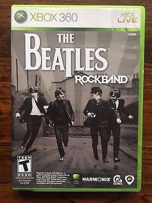 Beatles: Rock Band (Microsoft Xbox 360 2009) https://t.co/k9hulQyB6w https://t.co/pxRn3y4Cxk
