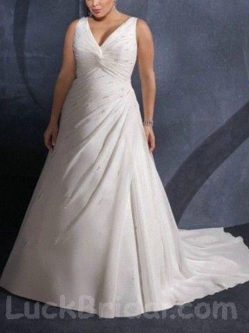 Radiate  A Line Inexpensive Wedding Dress Chiffon Button Bridal Dress
