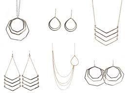 Resultado de imagen de jewelry geometric