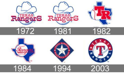 Texas Rangers Logo History Texas Rangers Logo Texas Rangers Baseball Girlfriend