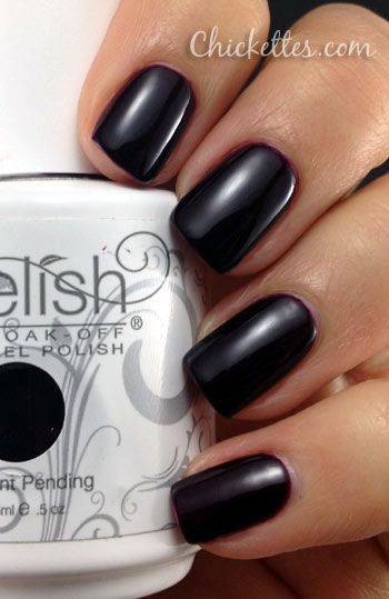 Gelish Diva Color Swatch Hair And Make Up Pinterest