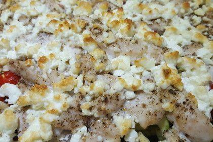 Mediterraner Auflauf mit Hähnchen, ein schmackhaftes Rezept aus der Kategorie Auflauf. Bewertungen: 2. Durchschnitt: Ø 3,8.