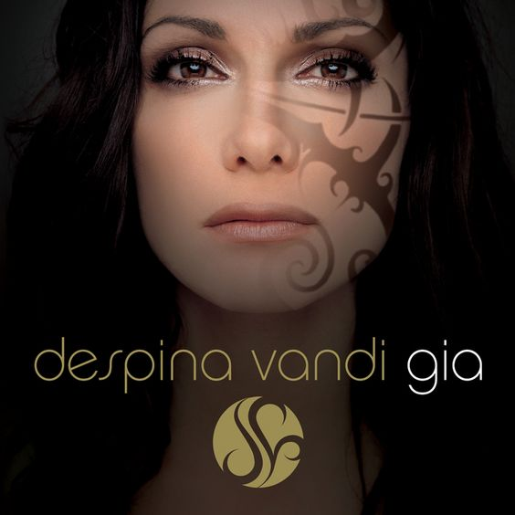 Despina Vandi – Gia (single cover art)