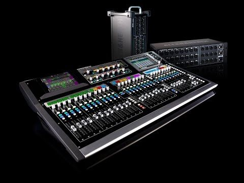 Musikmesse 2015: Allen & Heath GLD Chrome Edition - Live-Mischpulte 2.0 - http://www.delamar.de/musik-equipment/allen-heath-gld-chrome-edition-27685/?utm_source=Pinterest&utm_medium=post-id%2B27685&utm_campaign=autopost