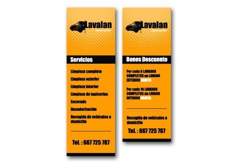 Trabajo para la empresa Lavalán