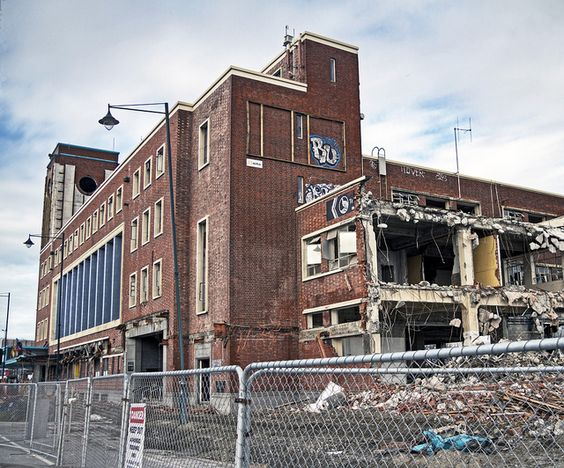 Demolition of the Science Alive Building and Old Christchurch Railway Station after the earthquakes.     Backup all your Files, Photos & Music for Free. Save all your hard work sitting on your PC & handheld units. For Business aswell.