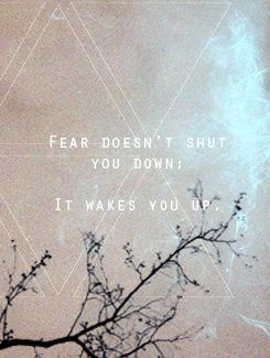 Divergent.. my favorite quote!!