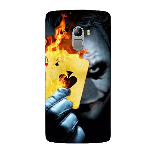 Clapcart Joker With Card Design Printed Mobile Back Amazon In Electronics Imagenes De Joker Joker Dibujos Del Joker
