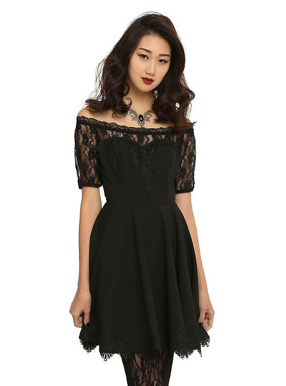 Consider: This with pink hair. Spin Doctor Amara Dress,