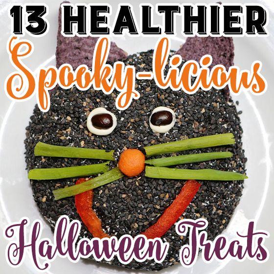 13 Healthier Spooky-licious Halloween Treats » Daily Mom