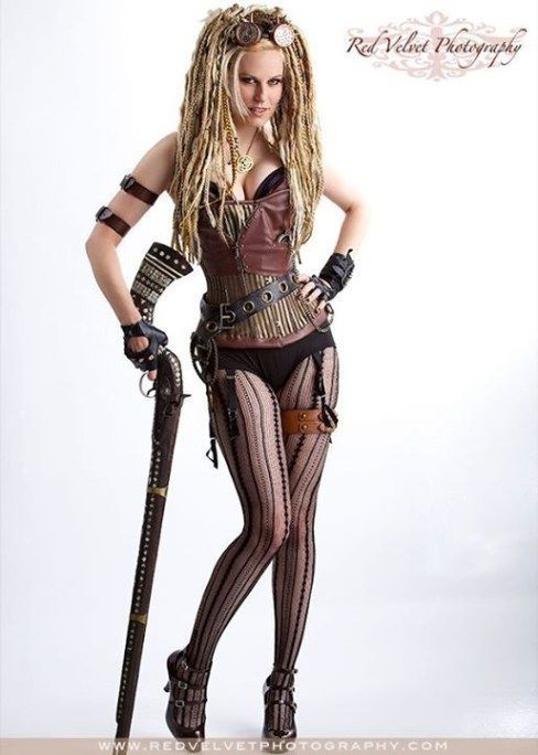 Pirate/'s Pleasure Womens Thigh High Fishnet Stockings Cosplay Halloween Gothic