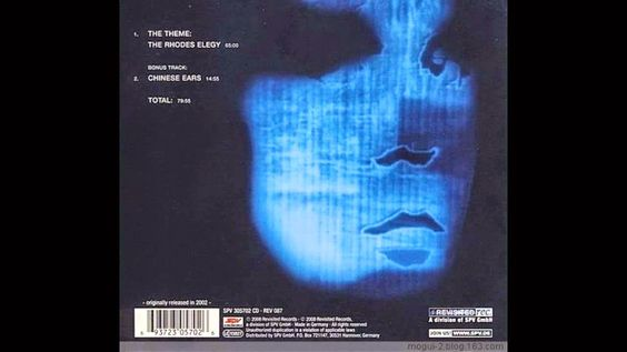That was yesterday: Klaus Schulze - The Theme: The Rhodes Elegy [HQ]