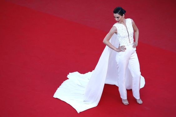 Cansu Dere. See all the best looks from the 2015 Cannes Film Festival.