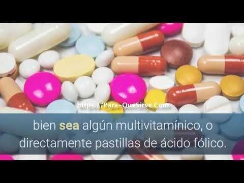 acido folico para q sirve en el hombres