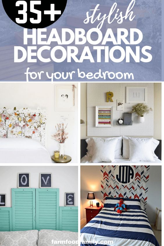 DIY Stylish Headboards
