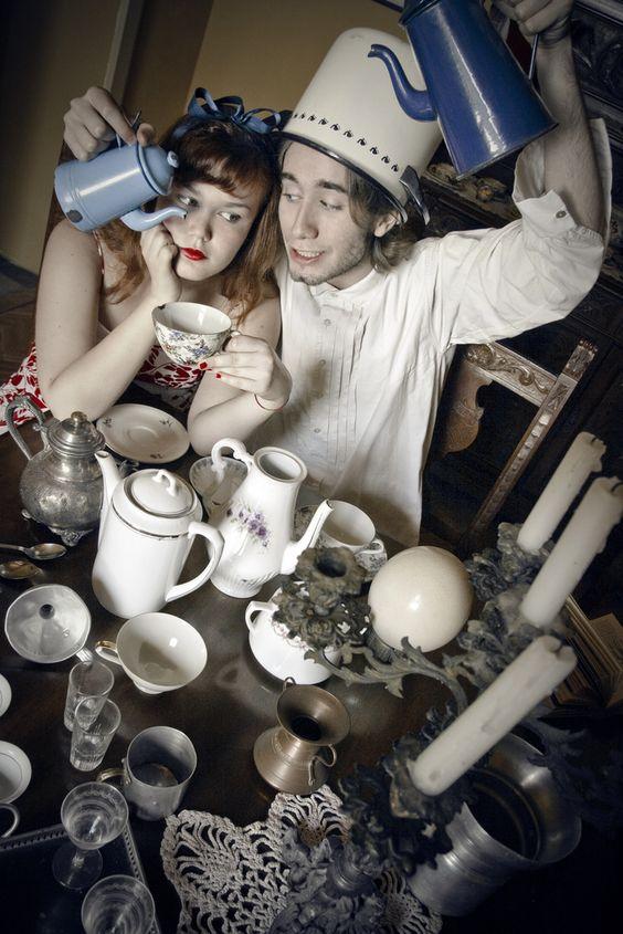 A cup of tea by andrea francesco, via Flickr