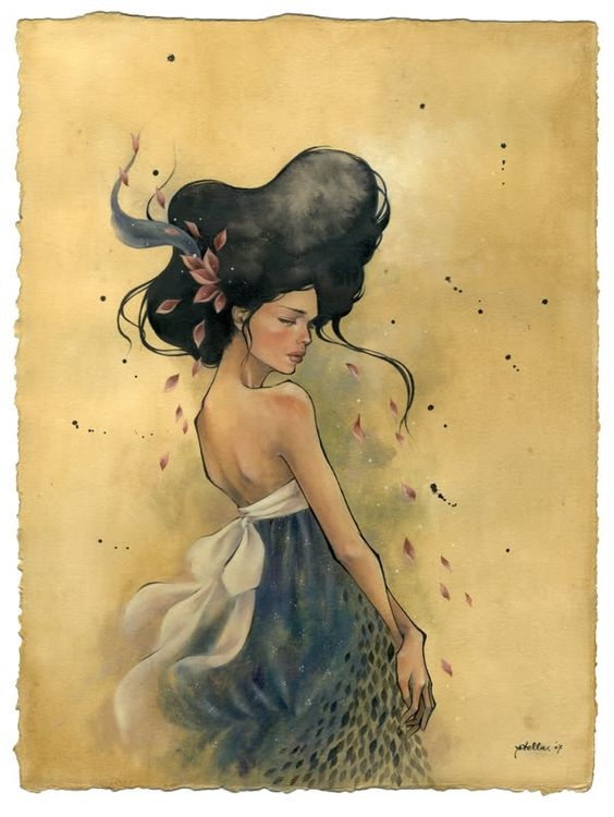 In July 2008, the Smashing Magazine showed us the beauty of femininity through of these beautiful and creative illustrations and artworks about women. Here is a small sample of it. Pure beauty. &nb...
