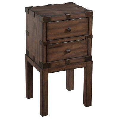 Hekman Box On Stand End Table Furniture Furniture Layout End Tables