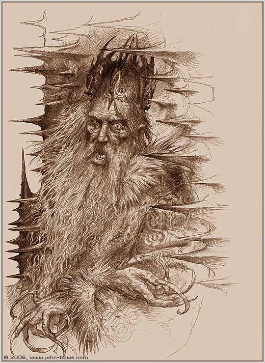 Aerys II by John Howe
