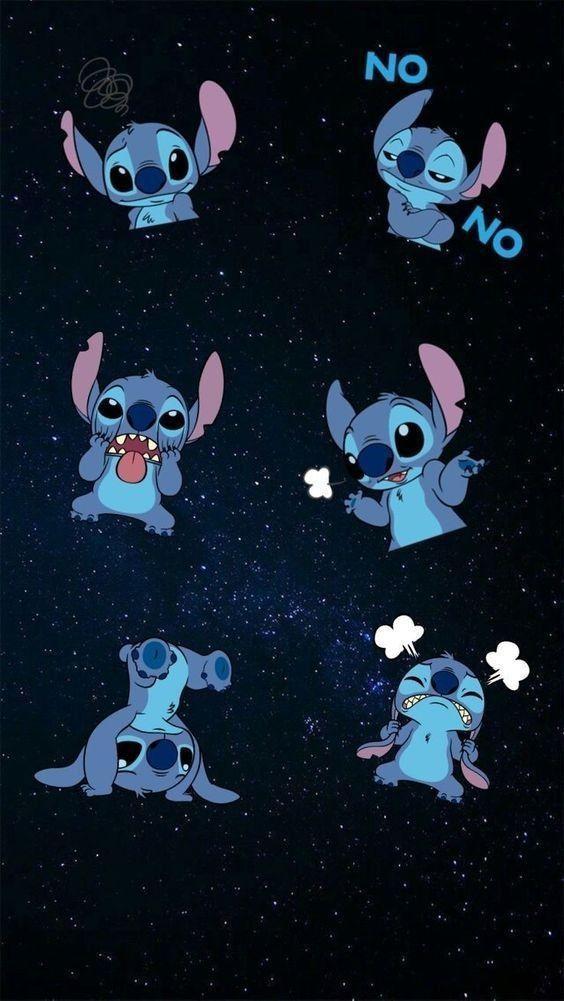 Teilen Sie Eine Sammlung Von Disney Stitch Wallpaper Lockscreens Naver Blog Cartoon Wallpaper Iphone Disney Wallpaper Cartoon Wallpaper