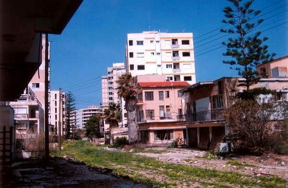 Varosha Rare Photos from Inside Cyprus Ghost City