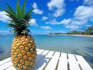 Lonely Pineapple ....