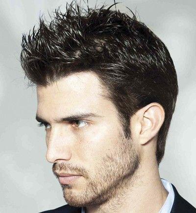 Cortes de pelo modernos para hombres rebeldes peinados - Peinados modernos de hombres ...