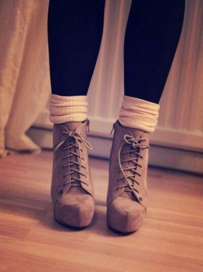 Zapatos para Invierno♥