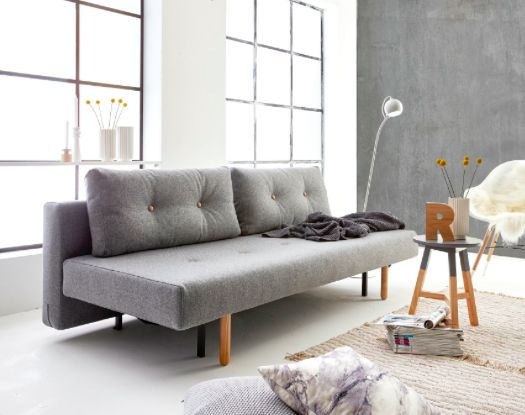 Loke Sovesofa, 6.700 DKK. fra Ilva. https://ilva.dk/1031559-5638329601 | Interior Design | Pinterest