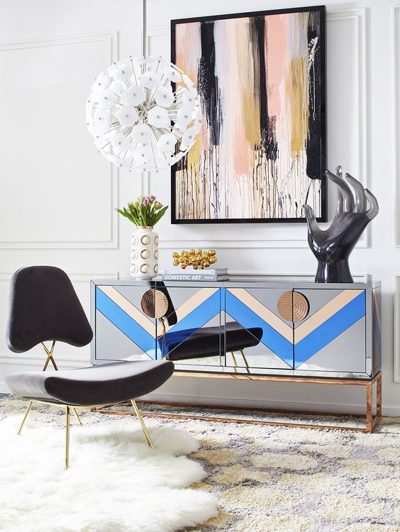 Iconic Art Furniture Pieces For Modern Interior Design Interior Design Website Luxury Interior Modern Interior Design
