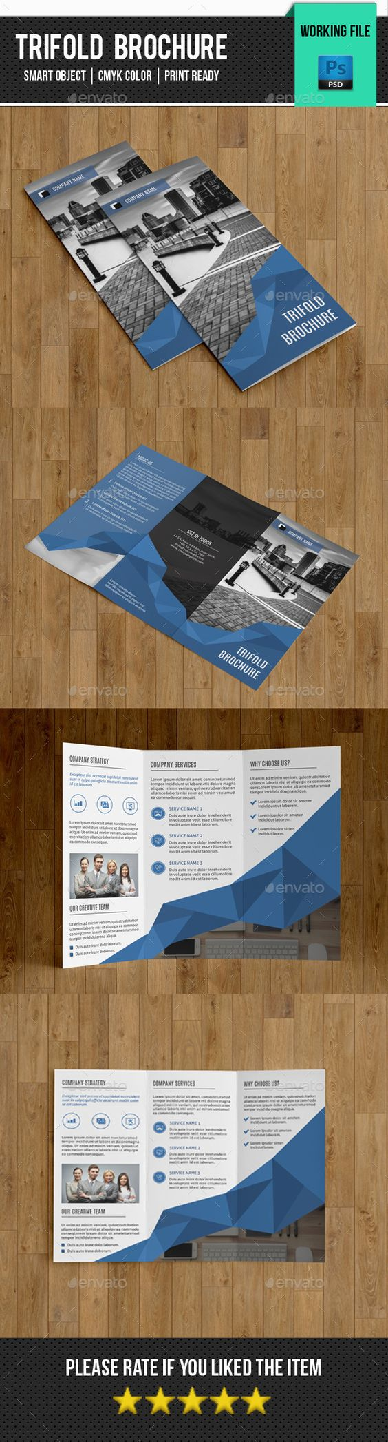 Corporate Trifold Brochure Design Tempalte Download: http://graphicriver.net/item/corporate-trifold-brochurev251/12950797?ref=ksioks