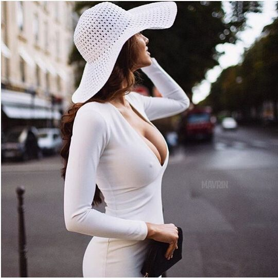 Club l white shirt dress quiz