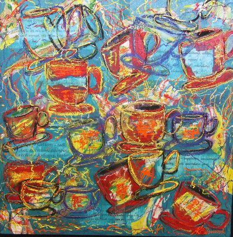 """Coffee & Tea Works!"" Exhibition 2007"