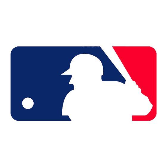 Major League Baseball Mlb Jerry Dior Major League Baseball Logo Usa Baseball Major League Baseball