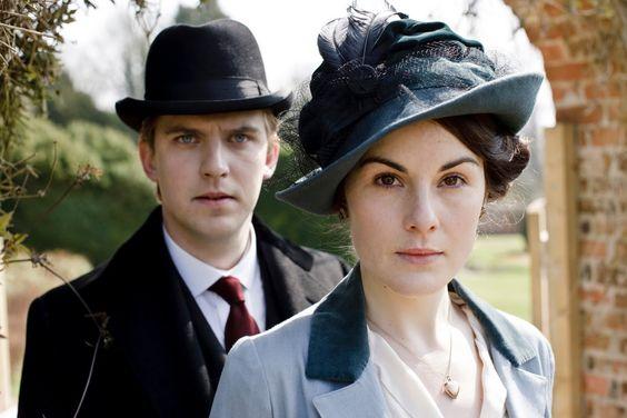 Lady Mary Crawley & Matthew Crawley - Downton Abbey