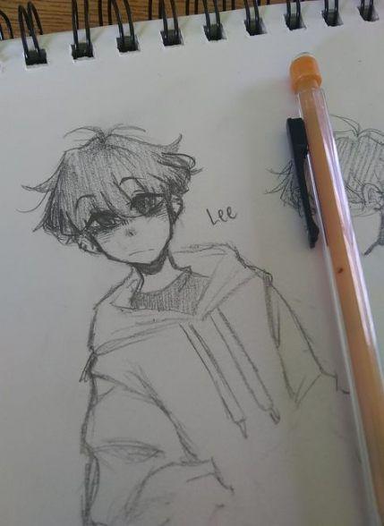 Tutorial De Dibujo De Fanales Anime Masculino 24 Ideas Drawing Eye In 2020 Cartoon Art Styles Sketches Art Inspiration