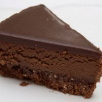 Diabetic-Friendly Chocolate Cheesecake:  Think I will be making this for our Dessert Theatre.