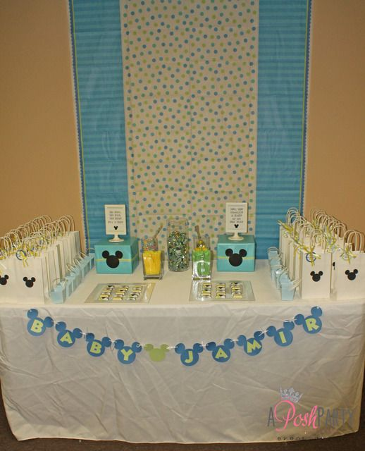 Baby Shower Parties, Themed Baby Showers And Its A Boy