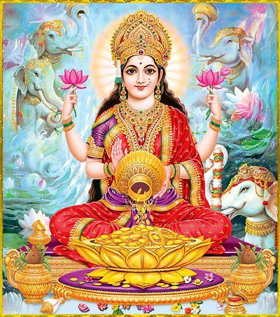 Lakshmi By Yogendra Rastogi