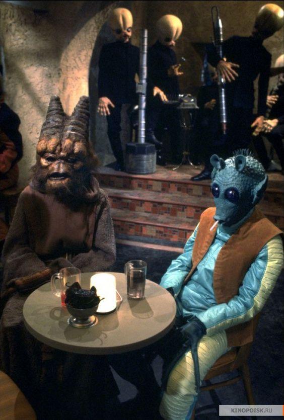 Classic Star Wars scene!