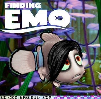 I Have to Find My Dad… So I Can Tell Him How Much I Hate Him ~ go cry emo kid