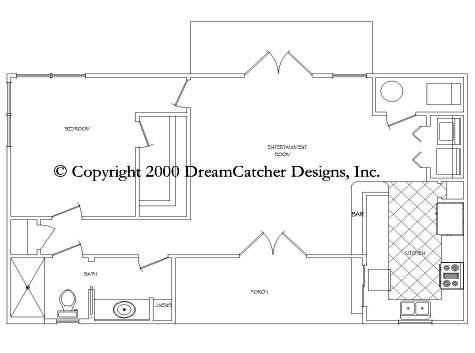 Pool House Cabana Plans Google Search Small House