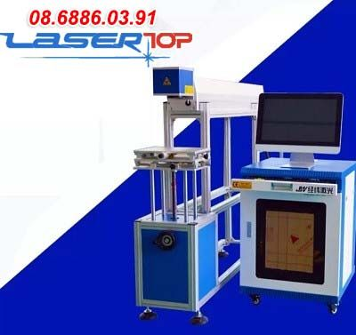Máy khắc laser phi kim CO2 công suất 80W