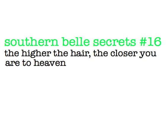 Pink Preppy Lilly Lover: Southern Belle Secrets @Karon Simms