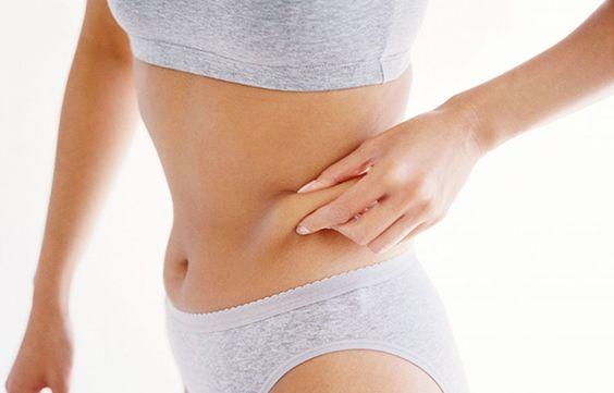 da bụng chảy xệ sau sinh